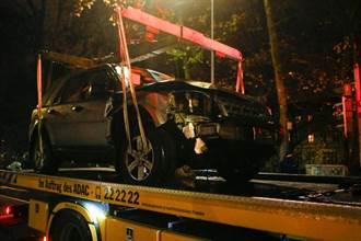 蓄意衝撞?德國驚傳汽車撞行人4死15傷