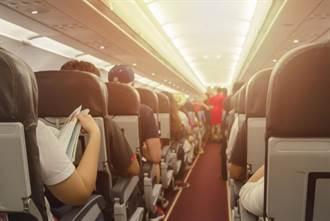 「天上人間」空姐涉賣淫 誘乘客3萬呎高空交易