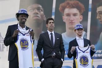 NBA》勇士2球員染新冠肺炎 開訓延後1周
