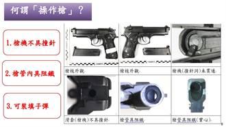 操作槍納管制報備期剩10天 逾期可重罰20萬元