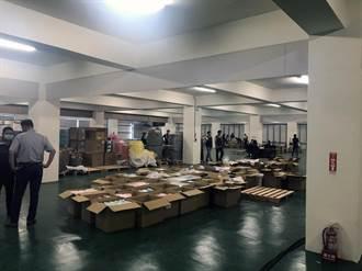 雙鋼印爆黑心貨 國家隊私設產線狂撈1700萬 4人收押