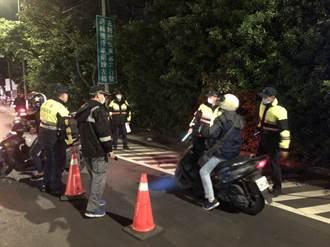 加強防制交通事故 新北警明起7天大執法