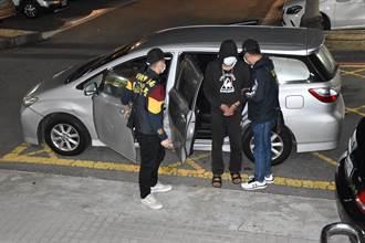 苗栗白牌計程車司機命案 鎮代表丈夫3人裁定羈押禁見
