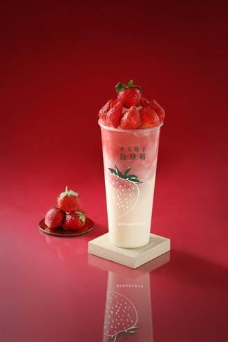 用舌頭採草莓 大苑子「莓好相遇」新鮮回歸