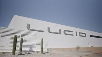 Lucid Motors 工厂主体建设完成,明年第二季投产与特斯拉正面对决