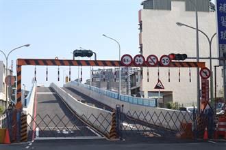 長榮便橋15日限速通行 度過南鐵地下化交通黑暗期