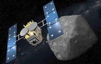 日本裝有小行星砂石密封艙 預計12/6返回地球