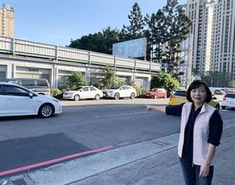 陳淑華批第二辦公室變停車場 盧秀燕:西屯區有停車需求