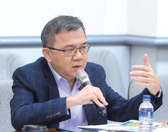 中華電信電信研究院院長林昭陽:數位整合 構建ESG永續平台