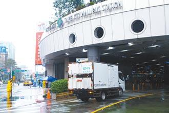 台北空品维护区 拒乌贼车