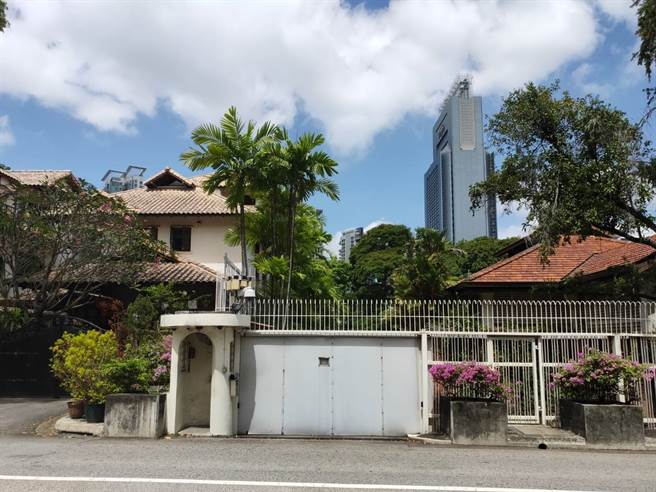 新加坡建國總理李光耀故居(孫昌國攝)