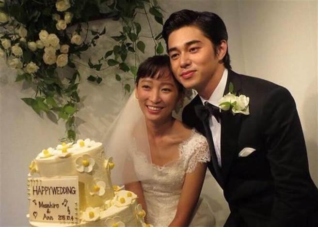 渡邊杏與東出昌大今年8月離婚。(圖/翻攝日網)