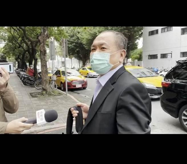 宋耀明律師。林偉信攝