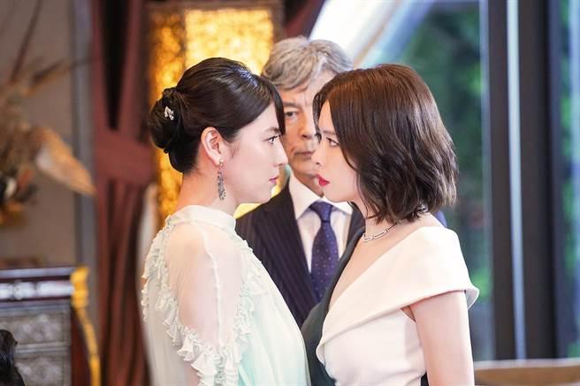 徐若瑄和長澤雅美在片中有精彩對手戲。(海樂影業提供)