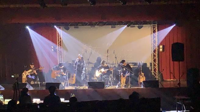 輔大青韻獎讓懷有熱忱的音樂人有舞台得以發揮,從校園活動扎根出發,朝夢想邁進。(Campus編輯室攝)