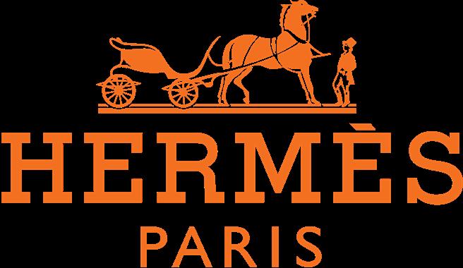 法國著名的奢侈品牌愛馬仕「Hermès」,法語發音[ɛʁmɛs],英語發音/ɛərˈmɛz/。(圖/截自維基百科)