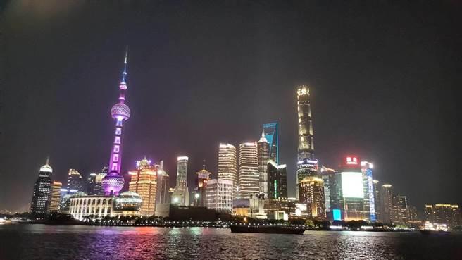 大陸超過美國,成為亞太地區企業最大的海外市場。(記者葉文義攝)