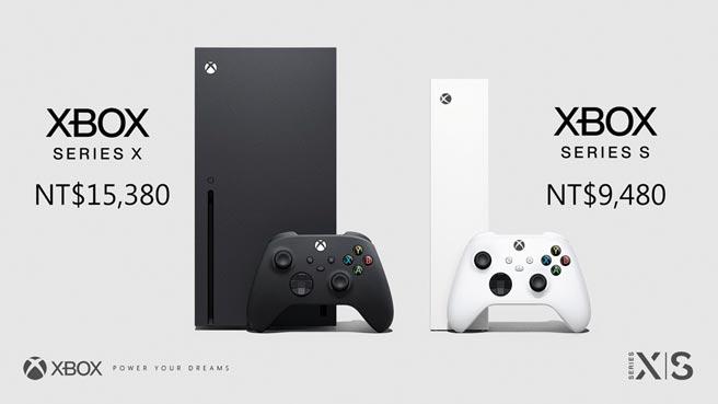 捷元資訊月在現場備有最新Xbox Series X|S雙遊戲主機,提供民眾體驗試玩。圖/捷元提供