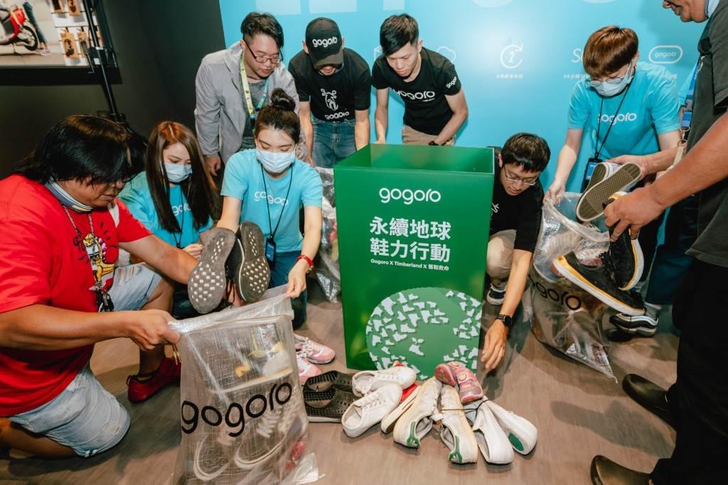 募集超過千雙舊鞋!Gogoro 公益計劃再擴大 發起志工召募、運送貨櫃屋作為孩童學習教室