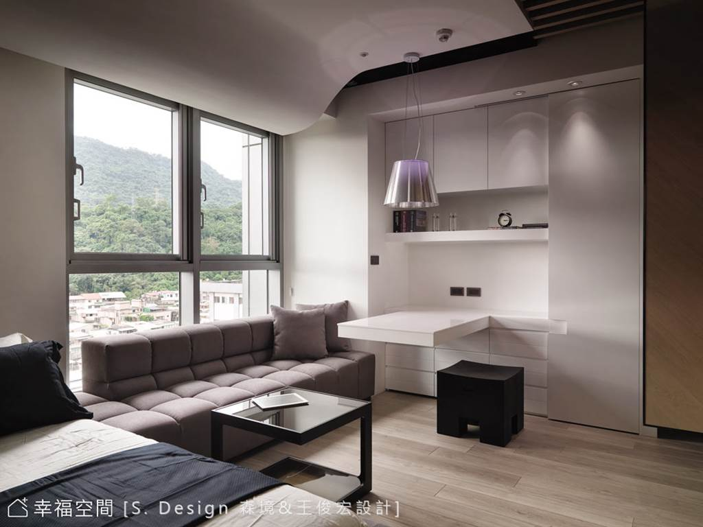 (圖片來源/森境&王俊宏室內裝修設計工程有限公司)