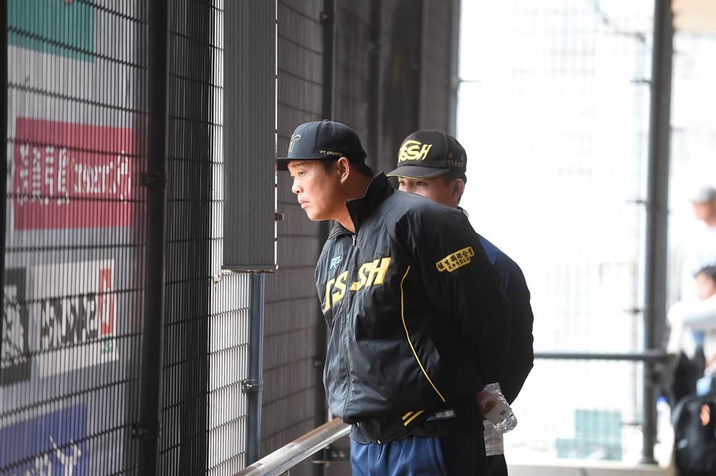 前兄弟象總教練陳瑞振回歸中職,擔任富邦悍將二軍首席教練。(中央社資料照)