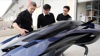 交通革命新紀元 台灣2青年飛行車杜拜試飛成功