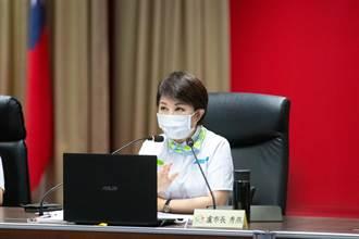 中市府跨局處拒萊豬 盧秀燕要求全面防護