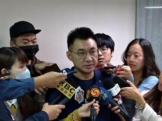 民眾引火輕生挺新聞自由遭諷 江啟臣:執政者應停止撕裂社會