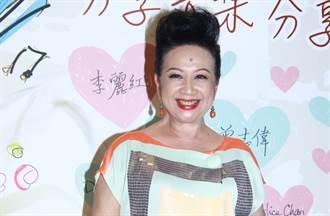 70歲薛家燕爆明年紅鸞星動 她傻了「這麼老還再嫁?」