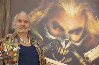 《瘋狂麥斯》大反派成絕響 「不死老喬」男星驟逝享壽73歲