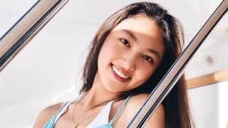 任達華16歲女兒180cm正翻 勾魂長美腿登國際雜誌