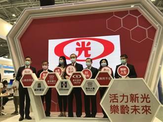 台灣最大醫療展登場 疫情意外催促醫院開發智慧醫療