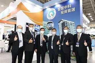 台灣醫療科技展今登場 中科攜手18家生技醫材廠商參展