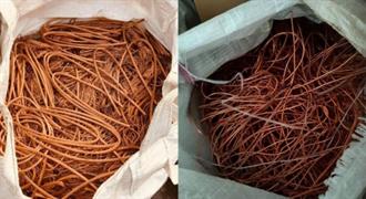 回收伯偷搬22袋剝皮紅銅線 實際價值曝光眾人驚呆