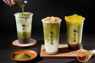 芋圓、粉粿入列,康青龍冬季新品翻玩抹茶