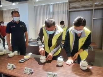 雲科大開發供應鏈溯源系統 使茶葉取得國際認證變簡單
