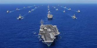 美軍在台灣附近秘密部署大艦隊?專家爆內幕 網:瘋了