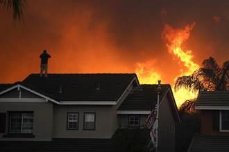 地球在燃燒!暖化加劇 2020年將成史上第二熱