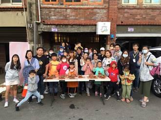 富岡創生基地推建築小學堂 邀大小朋友捲手袖「在老屋修老屋」