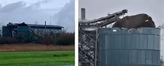 英國艾文茅斯淨水廠化學倉庫爆炸 多人傷亡