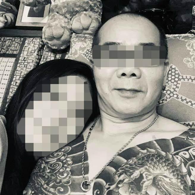 新竹棉被裹屍案徐姓主嫌,出身芎林當地望地,逃亡21天被捕時窮到剩2把槍。(取出臉書/羅浚濱新竹傳真)