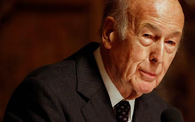 法國前總統季斯卡過世 享耆壽94歲。(圖/路透)