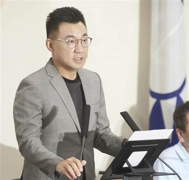 國民黨主席江啟臣。(本報資料照)