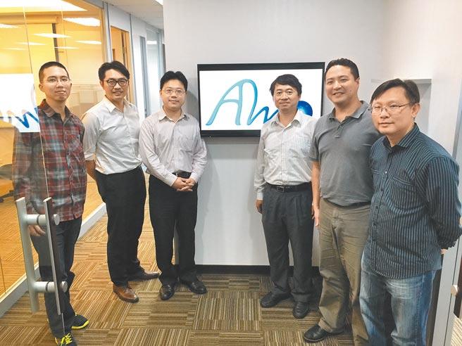 安盟生技六位共同創辦人。圖/業者提供