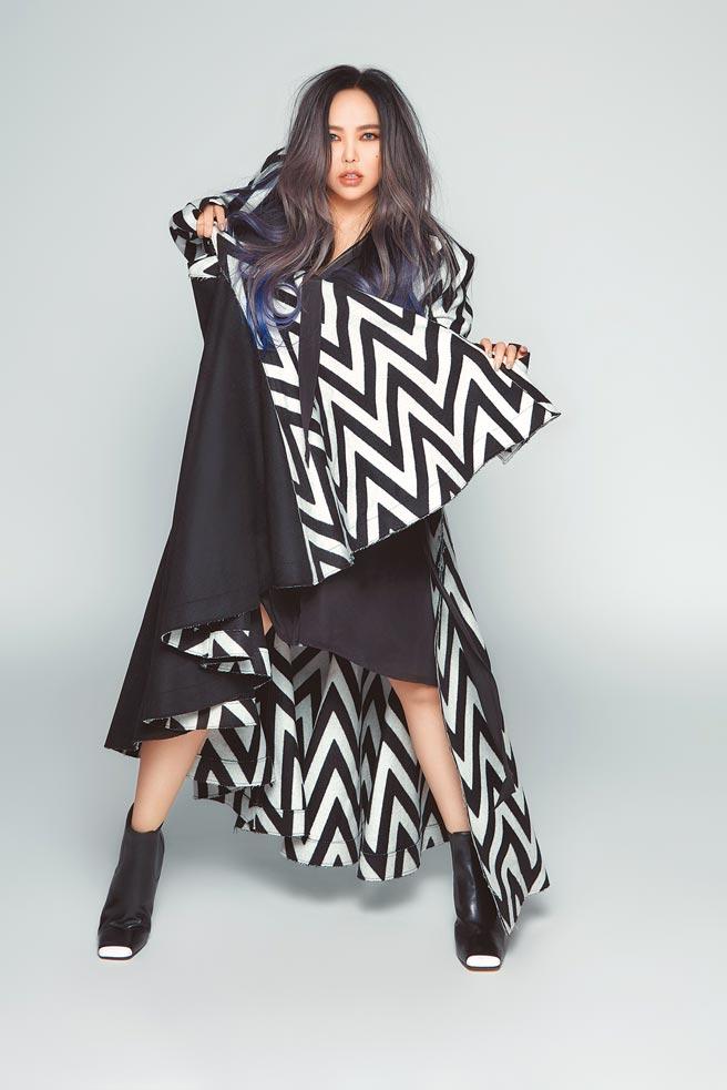 阿妹正閉關籌備跨年演唱會,要跟粉絲一起迎接2021。(聲動娛樂提供)
