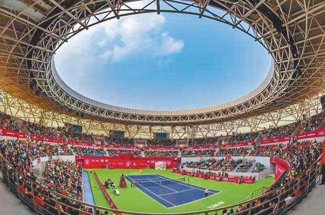 天津健康產業園設施豐富。