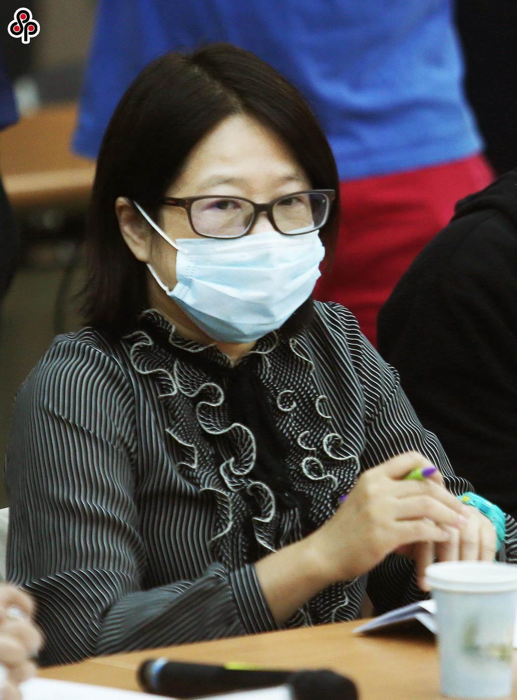 文化大學新聞系副教授陳慧蓉10月26日出席中天新聞台換照聽證會。(本報資料照)