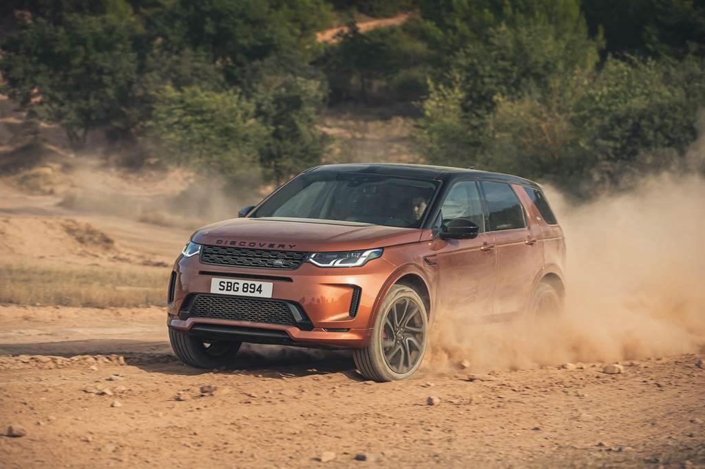 2021年式Discovery Sport建議售價 205 萬元起,原D180柴油車型升級為D200。