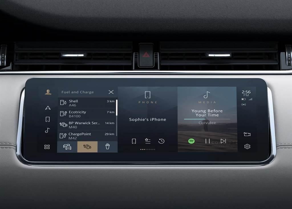 升級全新 Pivi Pro 智慧科技介面,直覺化操作就如同使用智慧型手機一般。