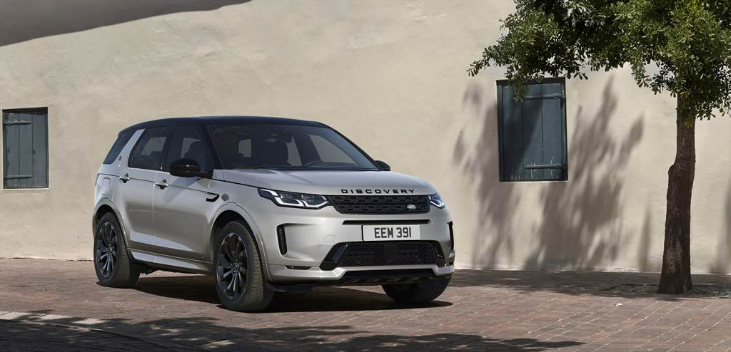 2021 Discovery Sport柴油動力升級至204PS。